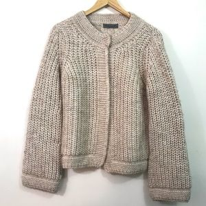 Elsamanda made in Italy chunky knit sweater size S